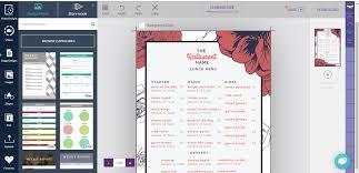 restaurant menu design app creating the best restaurant menu card tips and examples
