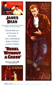 rebel out a cause  rebel out a cause 1955 is a film that sympathetically views rebellious american restless misunderstood middle class youth
