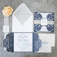 Weding Card Designs 6 Luxurious Laser Cut Wedding Invitation Designs