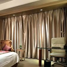 sound barrier curtain curtains home proofing a bedroom divider amusing soundproof room contro