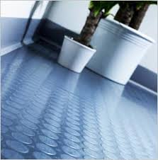 Rubber Industrial Flooring Images