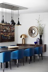 contemporary lighting melbourne. Gorgeous Tom Dixon Lighting Vogue Melbourne Contemporary Dining Room Inspiration With Apartment Artistic Authentic Blue M