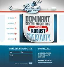 dental web marketing internet dental marketing graph on dentists who use dental video