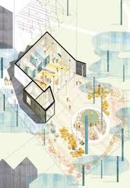 architecture drawing. Gallery Of Montpelier Community Nursery / AY Architects - 19 Architecture Drawing P