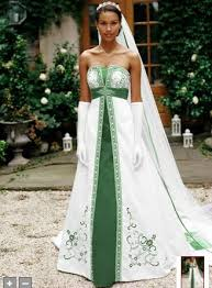 green wedding dresses new wedding ideas trends luxuryweddings