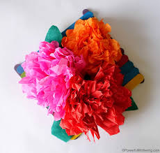 Make Crepe Paper Flower How To Make Crepe Paper Flowers Video Tutorial