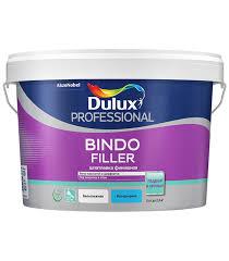 <b>Шпатлевка</b> финишная <b>Dulux Bindo</b> Filler 2,9 л — купить в ...