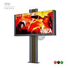 Billboard Light Box China Supplier City Board Outdoor Unipole Advertising Billboard Lightbox Buy Unipole Lightbox Outdoor Led Light Box Unipole Backlit Scrolling