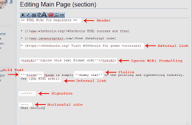 Edit Wiki How To Edit Mediawiki Pages Inmotion Hosting Support Center