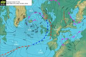 surface pressure charts weather bomb heads for west coast of britain daily mail online