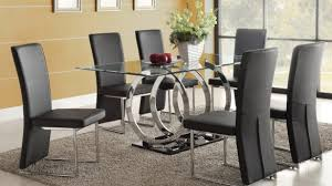 dining room great concept glass dining table. Entranching Black Glass Dining Table And 6 Chairs Cheap Amusing Awesome Room Tables Great Concept D