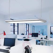 bright office. Office Pendant Light Quirin With Bright LEDs-9966003-03