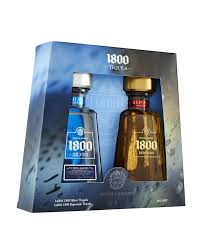 1800 tequila gift set 2x20cl