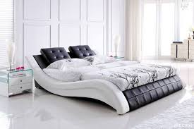 modern leather bedroom sets. leather white queen size bed frame modern bedroom furniture ideas sets