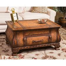 heritage e trunk table