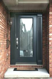 front door oval glass inserts how to install glass into front door inserts for doors stained