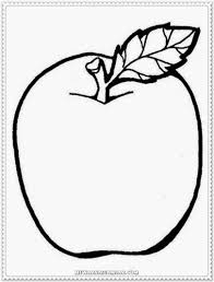 Cute Apple Coloring Pages Free Printable Kids Coloring Pages