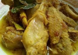 6 orang waktu persiapan : Masak Ayam Kuah Tanpa Santan