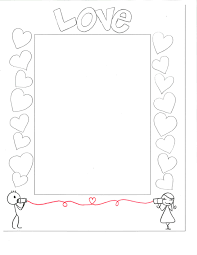 to print out the frame template trim paper on outside of design 8 x 10