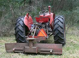 our massey ferguson fe tractor tractor photos and information you ll notice that the wiring for the plough light is not done yet and that the sealed beam is missing we use the triangular slow moving vehicle sign