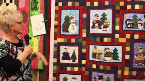 Free Christmas Quilt Pattern Ideas - YouTube &  Adamdwight.com