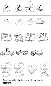 Free Transportation Worksheets For School The Measured Mom K ...