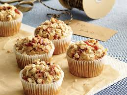 Line 12 muffin cups then, with the mixer on low speed, add the flour mixture (in three additions) alternately with the sour cream (in two additions), starting and ending with the flour. Healthy Muffin Recipes Cooking Light