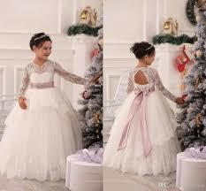 diy flower girl dresses