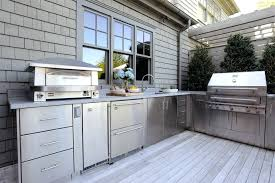 surprising stainless steel outdoor cabinets stainless steel outdoor kitchen cabinets modular stainless steel outdoor kitchen cabinets