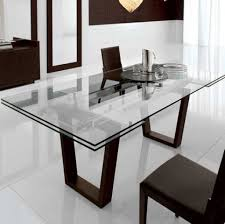 extension tables dining room furniture kasala modern bold glass