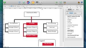 Org Chart Publisher Create A Business Org Chart Using Publisher Star For Mac