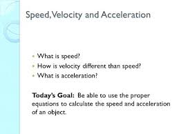 Speed Vs Velocity How Are Speed And Velocity Different Math Victoriamg Club