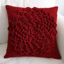 Crochet Pillow Patterns Awesome Crochet Spot Blog Archive Crochet Pattern Flower Pillow Cover