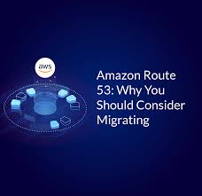 A Blue Sign Might Designate Amazon Route 53 Why You Should Consider Dns Migration