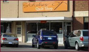 Stitches Quilt Shop - McPherson, KS & Stitches Quilt Shop opened on Main Street in McPherson, Kansas, in November  of 2010, and has served area quilters and sewers ever since. Adamdwight.com