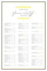 Wedding Seating Chart Geneva Just Write Studios