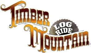 Resultado de imagen para timber mountain log ride knott
