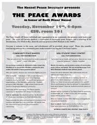 nominations for peace awards and student peace essay contest tinyurl com essays4peace