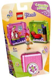 <b>Конструктор LEGO Friends</b> 41408 <b>Игровая</b> шкатулка Покупки Мии ...