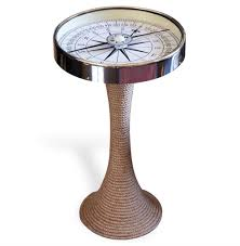 quotthe rustic furniture brings country. Quotthe Rustic Furniture Brings Country. Nautical Glass And Rope Coastal Style Compass Accent Side End Country R