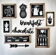 40 stunning kitchen wall decor ideas
