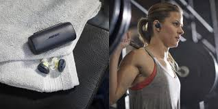 bose earbuds wireless. bose unveils new soundsport free truly wireless earbuds geared towards active lifestyles