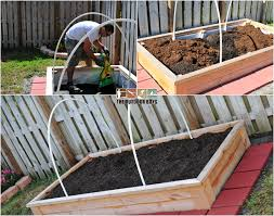garden raisedble soil mix grow your ownbles the outdoor boys gardening best mixture for raised bed