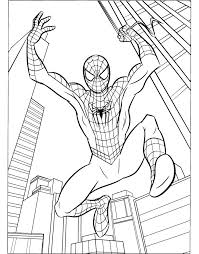 printable coloring pages spiderman. Beautiful Printable Printable Spiderman Coloring Pages Medium Size Of  With Wallpapers Dual Screen Book D