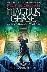 magnus chase and the s of asgard book 2 the hammer of thor by