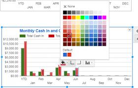 44 Punctilious Excel Chart Color Palette