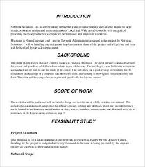 Design Proposal - 8+ Free Word, Pdf Documents Download | Free ...