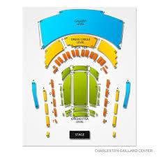 Charleston Gaillard Center Tickets