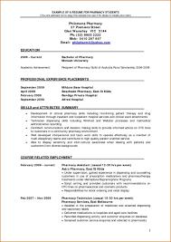 001 Pharmacist Curriculum Vitae Template Pharmacy Cv Examples Resume