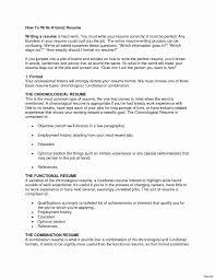 Sample Chronological Resume Sample Chronological Resume 100 Format 100a Formatting Not Pdf 67